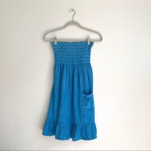 Juicy Couture Terry Tube Dress Sz M